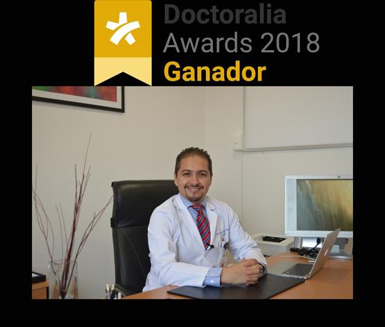 Ganador Doctoralia 2018