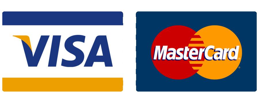 Tartejas Visa y Mastercard